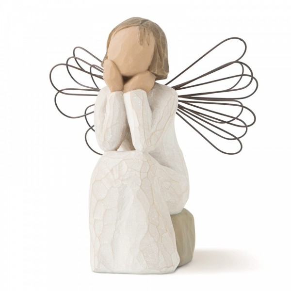 Engel, Willow Tree, Angel of Caring, 9,5 cm