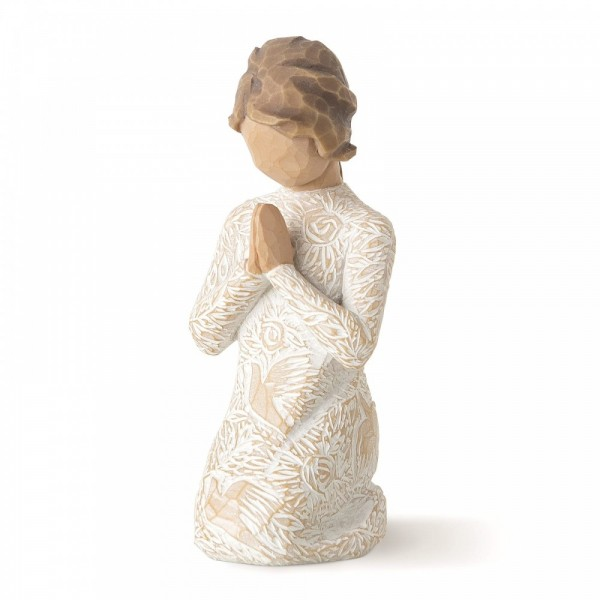 Willow Tree, Figur, Prayer of Peace, 10 cm